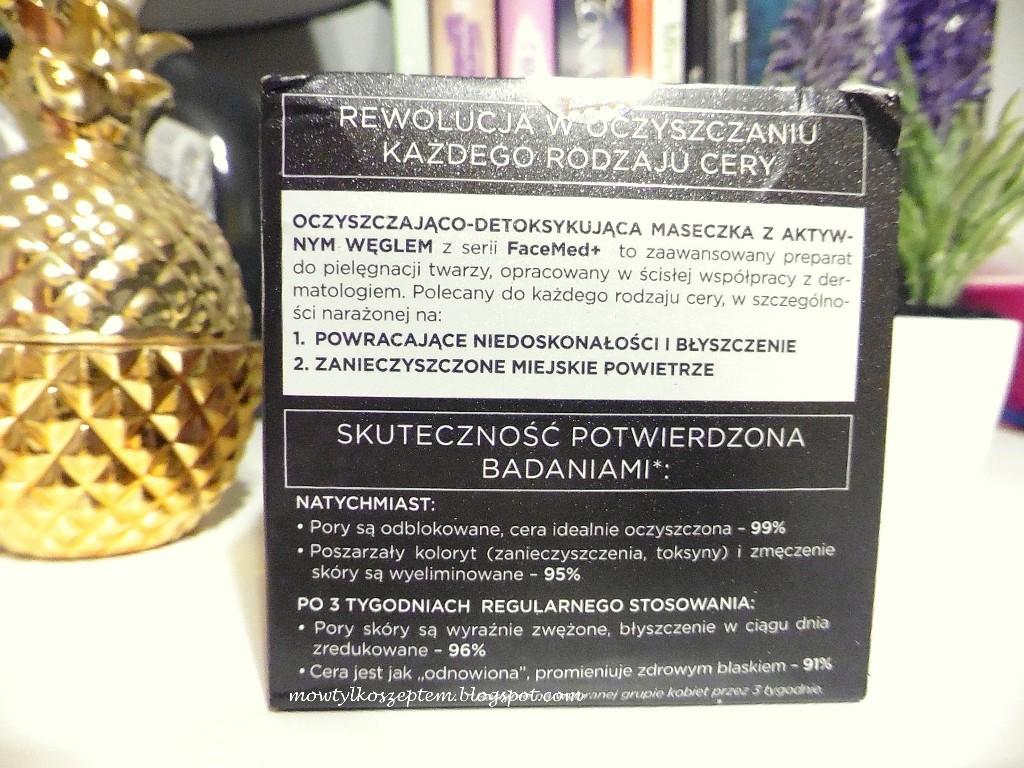 eveline-maseczka-oczyszczajaco-detoksykujaca, eveline-maseczka-z-weglem