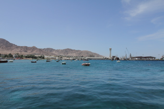 Aqaba Harbour, Jordan