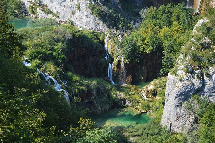 Plitvice Lakes National Park of Croatia - The Magical World of Living
