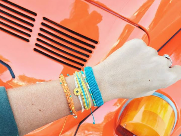 Create Your Fun Summer Style with Pura Vida Bracelets