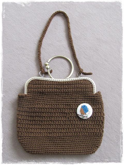 Patrón bolso crochet - El taller de Natipatch