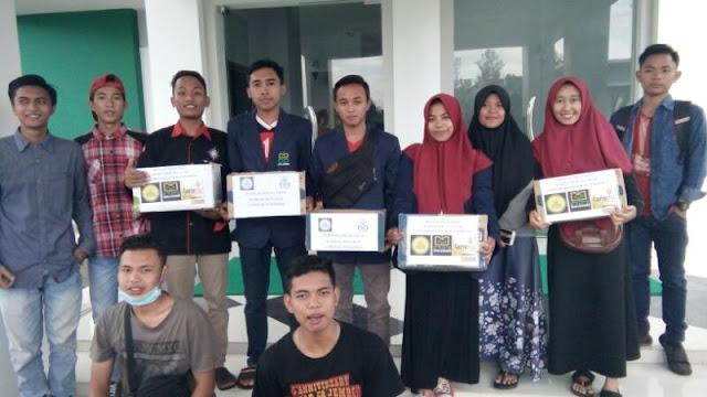 Relawan Aksi Penggalangan Donasi Longsor Ponorogo