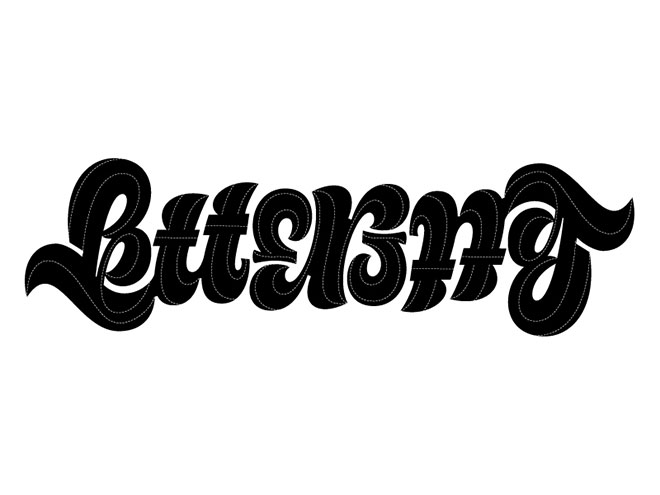 Pengertian Ambirgam, Inspirasi Desain Logo Ambigram - Lettering Ambigram