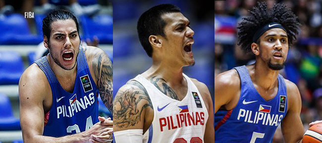 Gilas Pilipinas Final 12-man lineup for 2018 Asian Games (UPDATED)