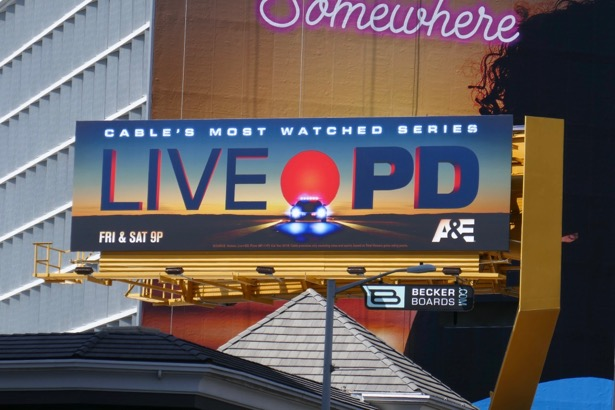Live PD season 3 billboard