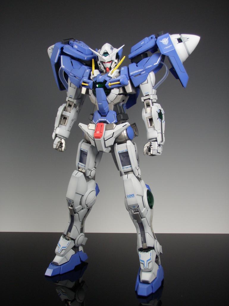 MG Gundam Exia – Completed | Saint-ism – Gaming, Gunpla ...  |Gundam Exia