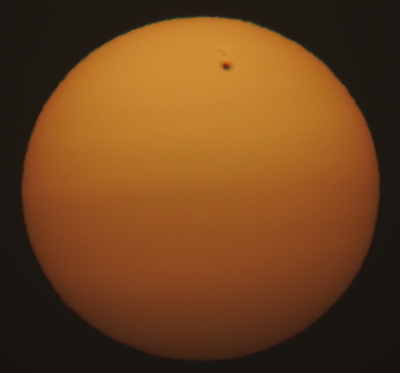 Sunspot AR2529