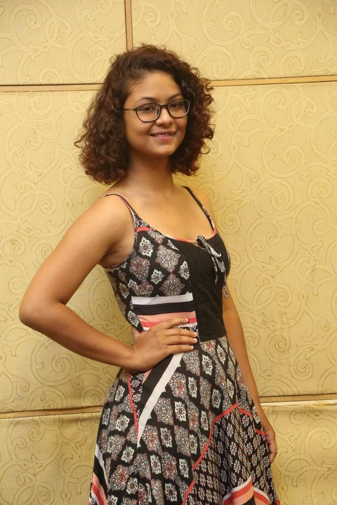 Aditi Myakal At Ami Thumi Success Meet Gallery