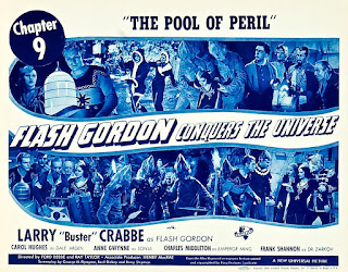 Flash Gordon conquista el Universo - The Pool of Peril