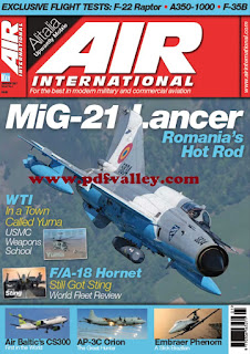 Air International January 2017
