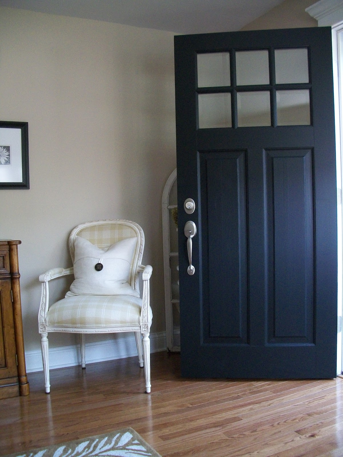 Sixty fifth avenue the painted front door part two - Front door paint colors ...