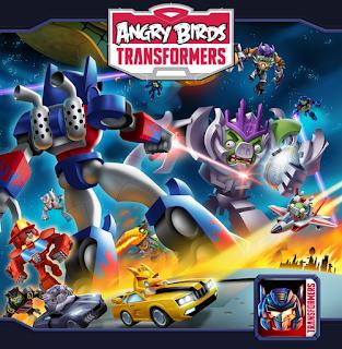تنزيل وتحميل لعبة الروبوتات Angry Birds Transformers باخر اصدار مهكرة عملات غير محدودة وكاملة