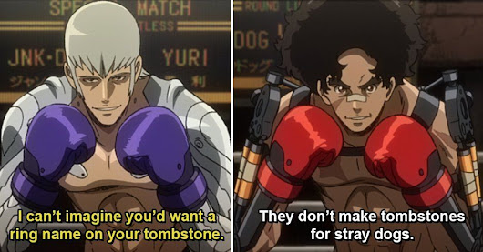 Megalobox; Hablemos sobre el final (anime)