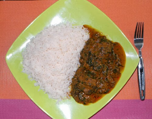 Igbo food: How to cook Ofe Akwu (Video)