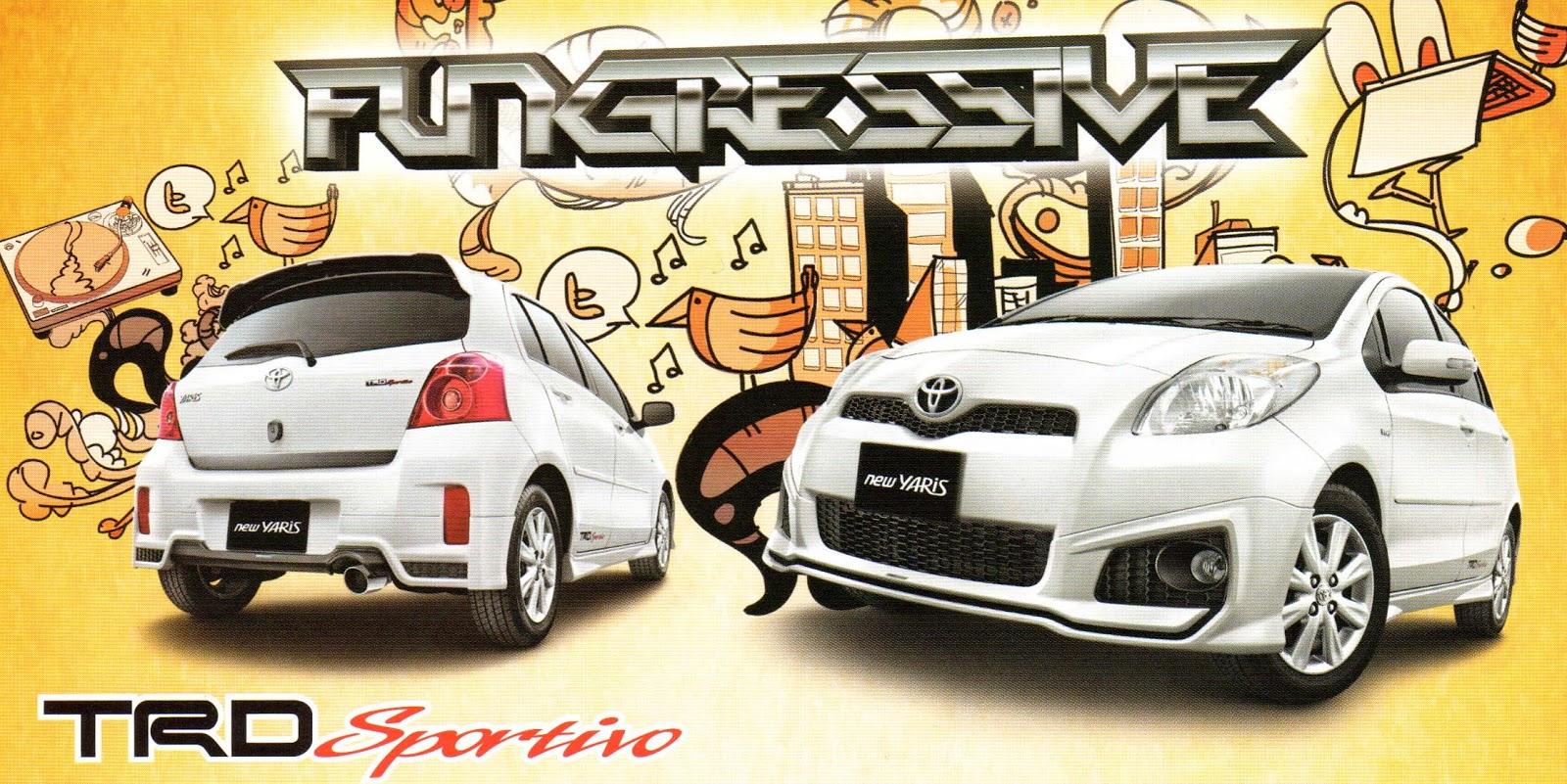 New Yaris Trd Sportivo Harga 2018 Toyota 2012 Agung Automall Tanjungpinang