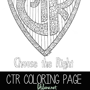 ctr coloring pages - photo#10