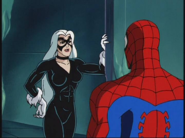 The Greatest Blog In The Galaxy: Spidey on Screen: Spider ...