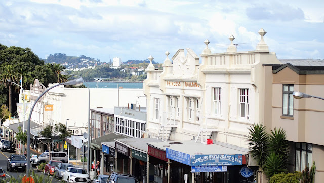 Downtown Devonport Auckland New Zealand