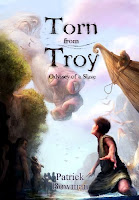Torn from Troy by Patrick Bowman book cover and review