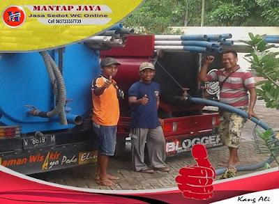 Daftar Harga Jasa Sedot Tinja di Kota Surabaya