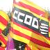 CCOO reivindicarà la Catalunya social en la Diada de l'11 de setembre