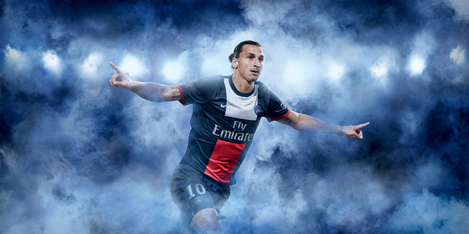 PSG: PSG 13-14 (2013-14) Home And Away Kits Released