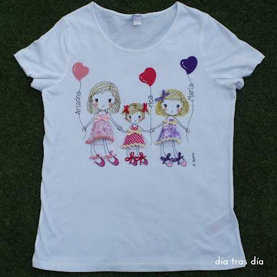 Camiseta personalizada Ro-ro