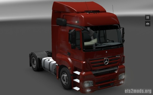 Mercedes Benz Axor v2