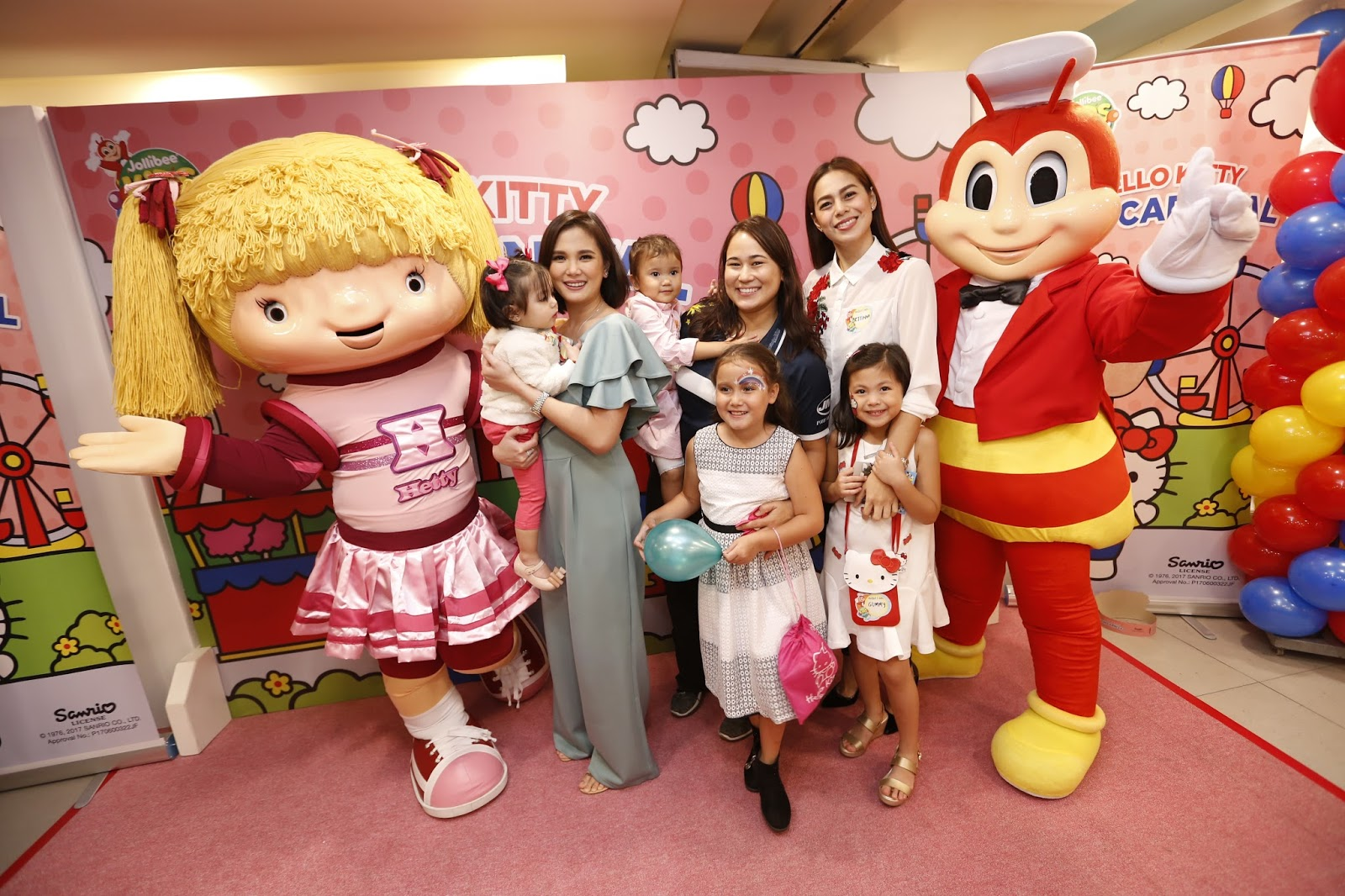 Jollibee launches most adorable carnival-themed party with Hello