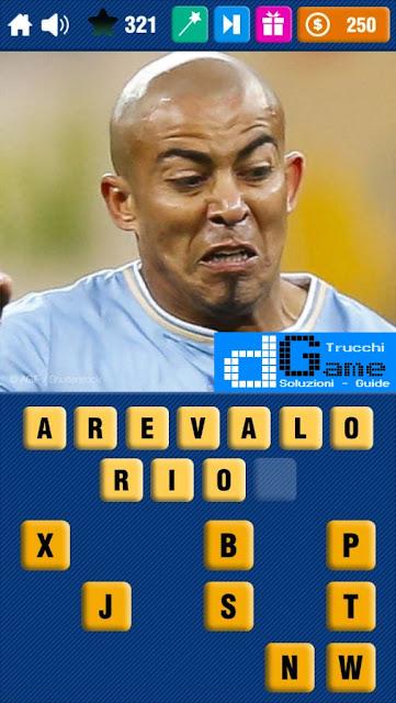 Calcio Quiz 2017 soluzione livello 321-330 | Parola e foto
