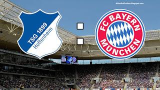 Хоффенхайм – Бавария прямая трансляция онлайн 18/01 в 22:30 по МСК.