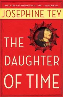 The Daughter of Time by Josephine Trey and Robert Barnard (Intro) - book cover