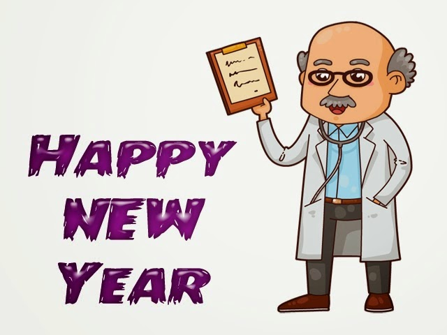 Happy New Year  2016 Wishes, Greetings SMS For Doctors Pics