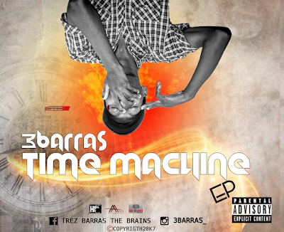 3 Barras - Time Machine (EP) [Casa Da Musika]