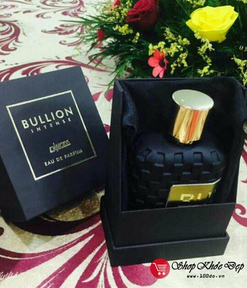 Nước hoa Bullion DAMODE 100ml mua ở đâu ?