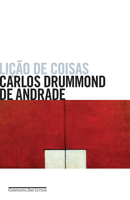 Lição de coisas Carlos Drummond de Andrade