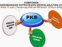 Buku Pengembangan  Keprofesian Berkelanjutan (PKB) Lengkap