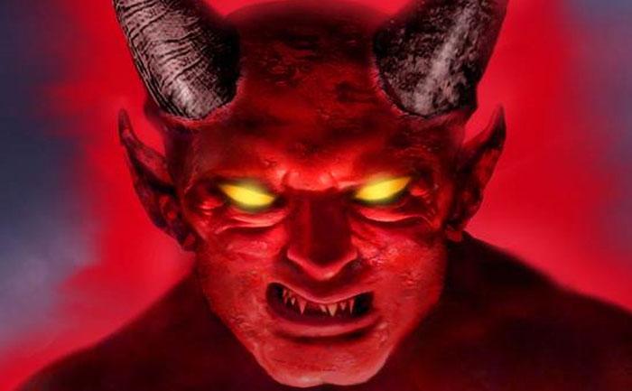 Mencaci Maki Setan Ternyata Tidak Boleh
