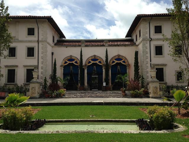Museo y Jardines Vizcaya / Bodas en el area de Miami