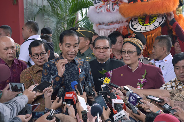Pertumbuhan Ekonomi 5,17 Persen, Presiden Jokowi: Patut Kita Syukuri, Jangan Kufur Nikmat