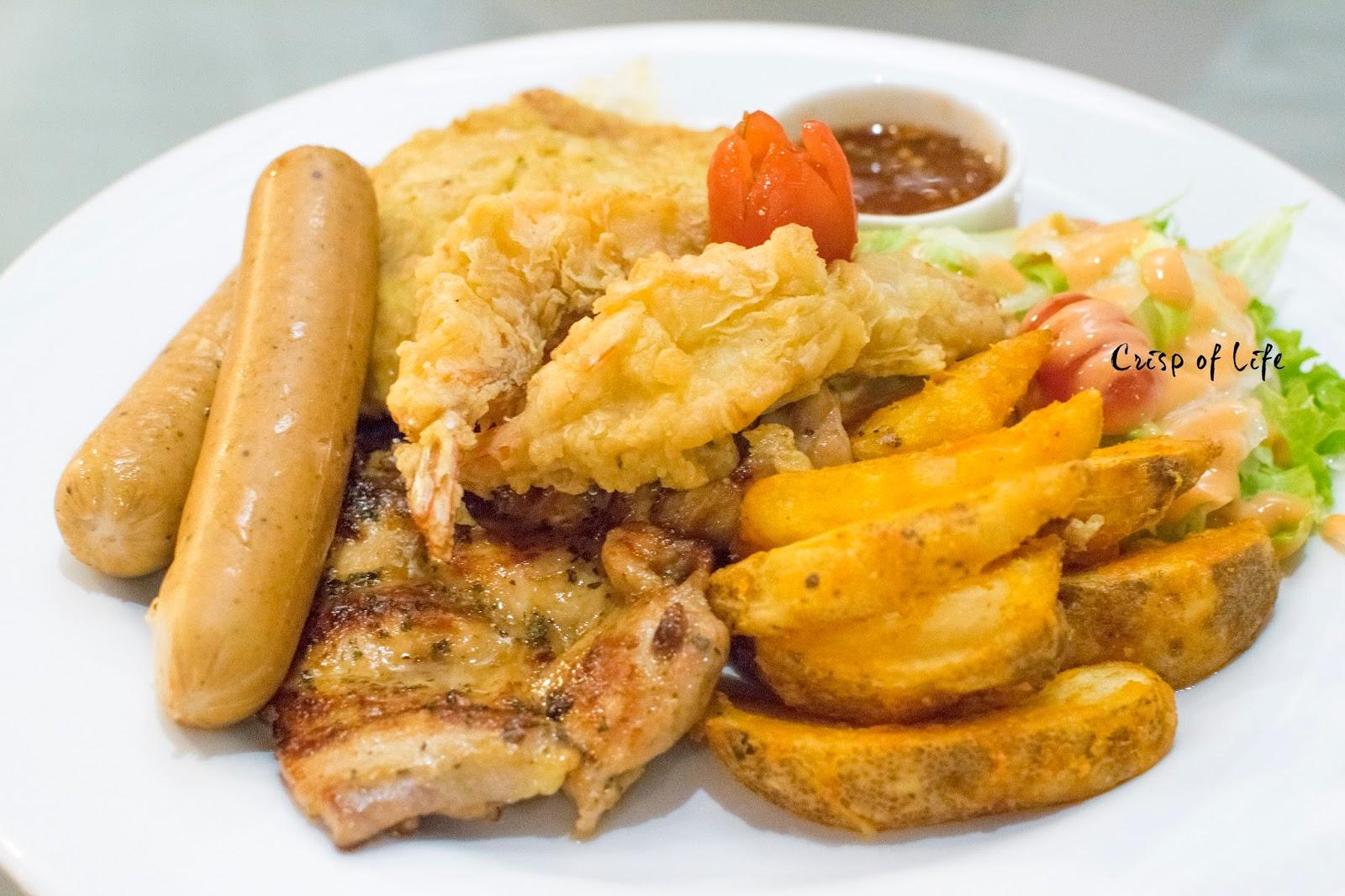 Santorini Cafe @ Burmah Road, Penang