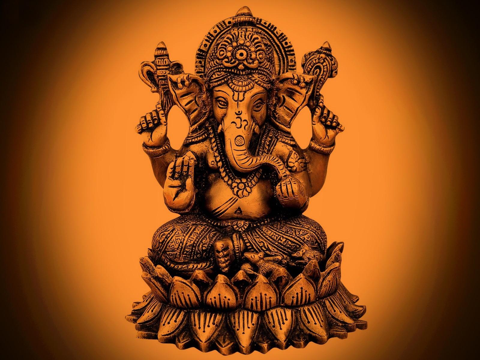 Ganesha Bhagwan HD Wallpaper Free Download 1080p