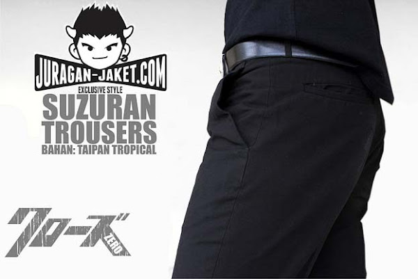 jas exclusive suzuran trouser