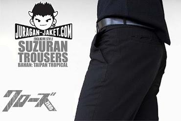 jas exclusive suzuran trouser