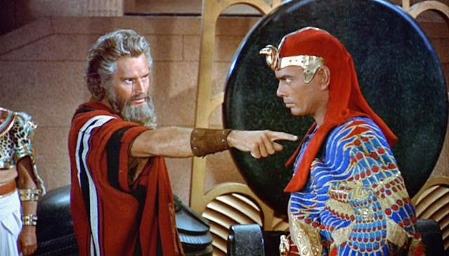 Speak of the Devil: Moses Versus The Sneering Edward G ...