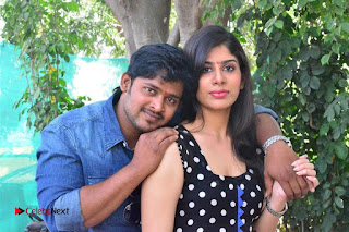 Geetha Talkies Production No 1 Movie Launch Stills ~ Celebs Next
