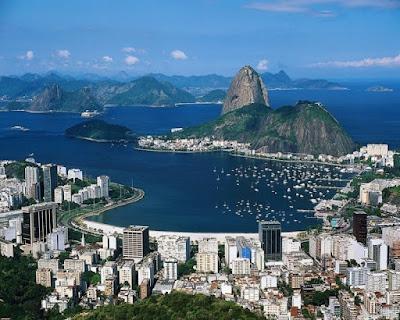 Jesus Augusto Sarcos Romero: Río de Janeiro, una ciudad impresionante que debes visitar