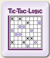 Online Tic-Tac-Logic Puzzles