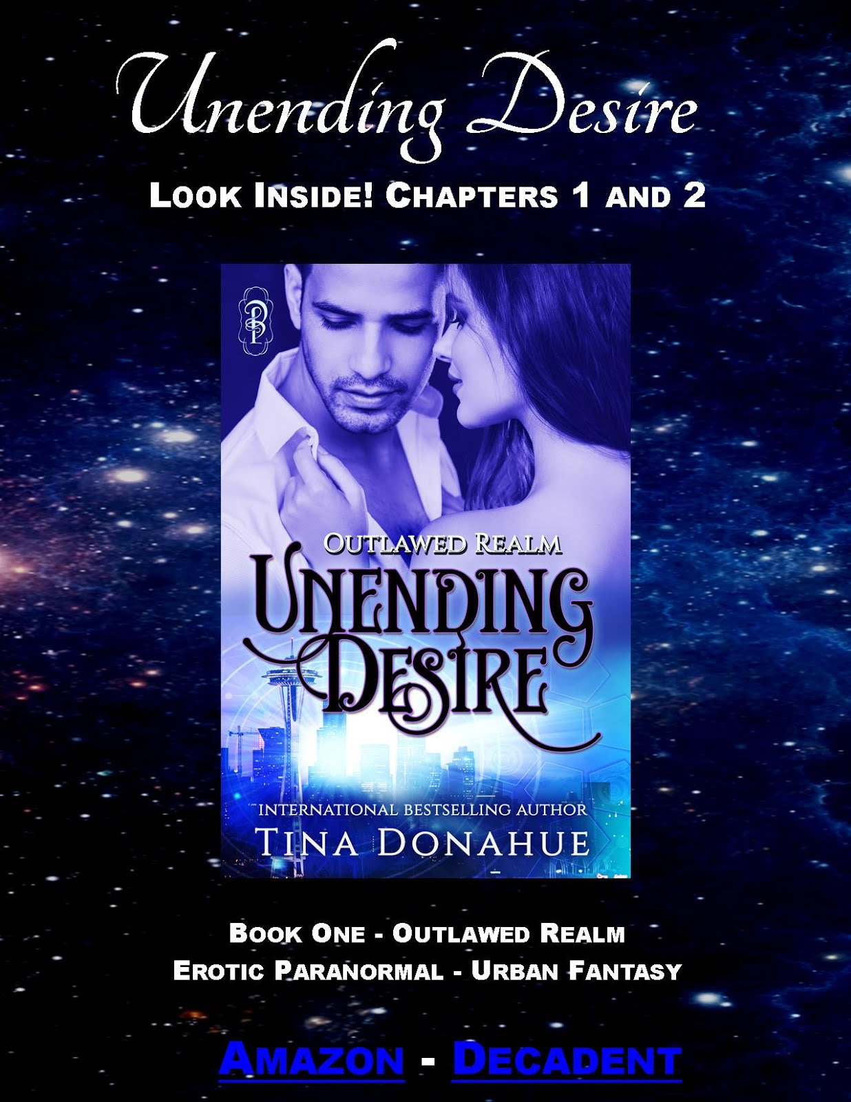Unending Desire - Chapter 1 and 2