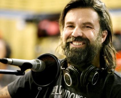 Foto de Pau Donés con mucha barba